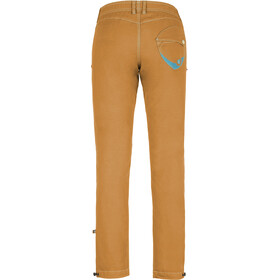 E9 Cipe Trousers Women Mustard